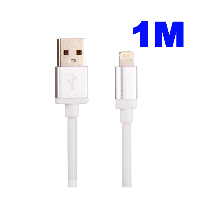 Cable Data et Charge USB-Dock pour iPhone 5 de 1 Mètre