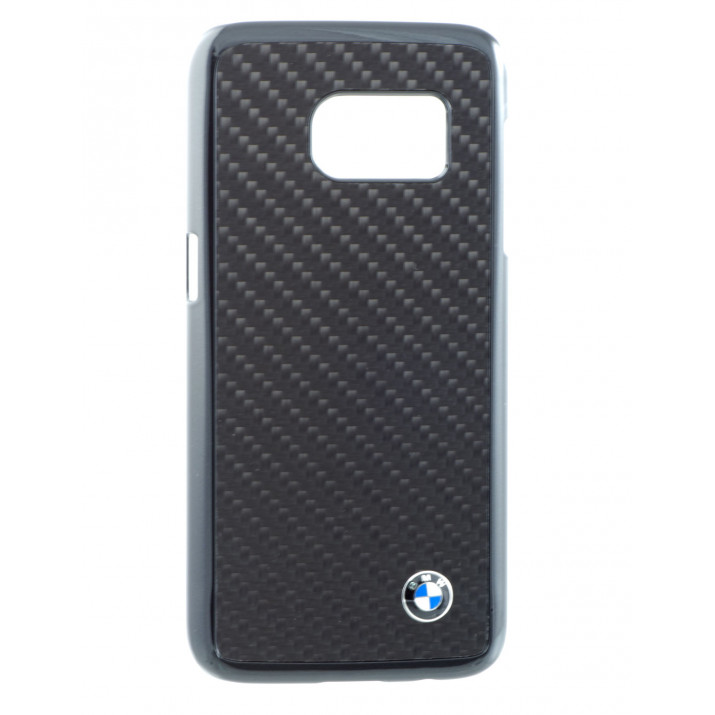 Coque Bmw pour Samsung GALAXY S7 finition carbone