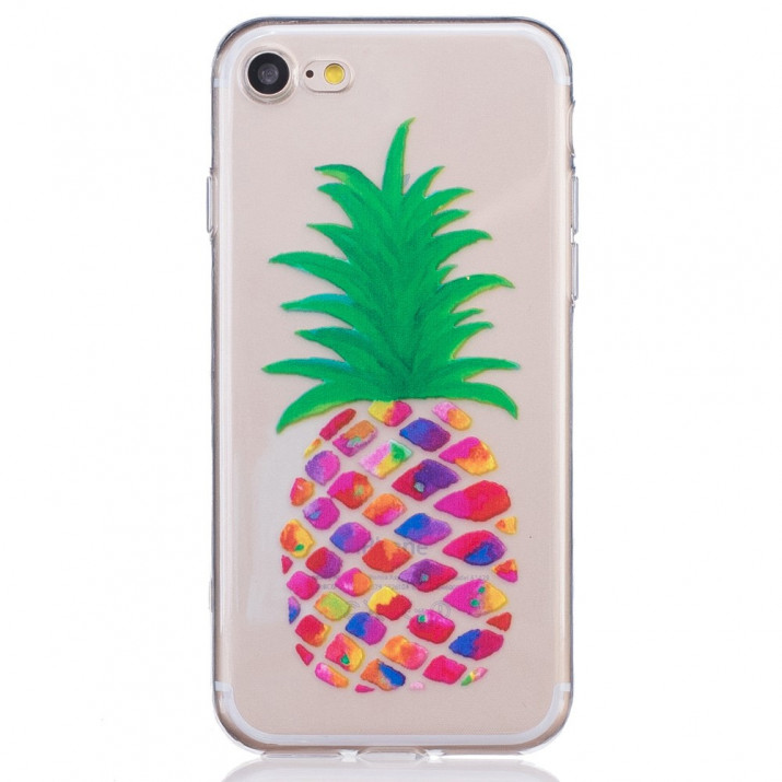 coque iphone 8 motif ananas