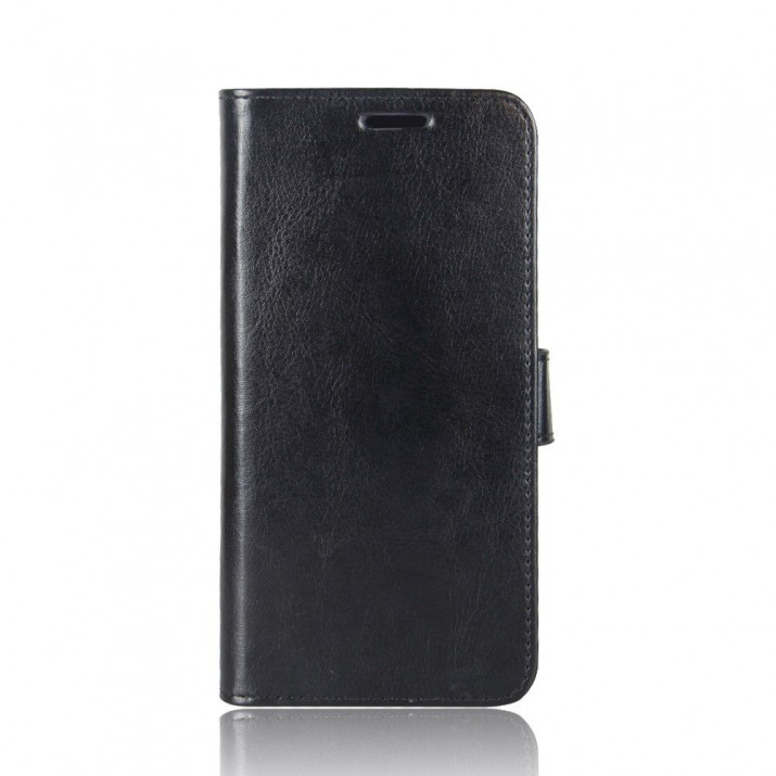 Housse Wiko TOMMY 3 Portefeuille NOIRE