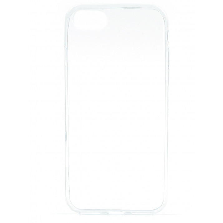Coque iPhone 7 transparente souple Ultra fine