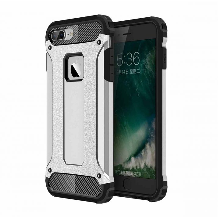 Bumper pour iPhone 7 Anti-choc ALU defense